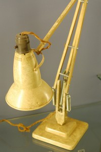 An Early Example of Anglepoise Lamp