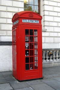 K2 Phone Booth