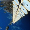 Extraterrestrial Solar Energy Unit - Suntower Nasa