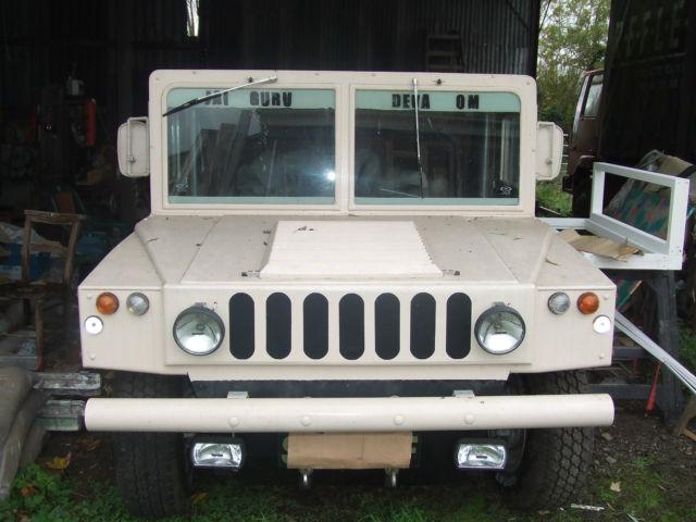 Hummer Kit Car Front