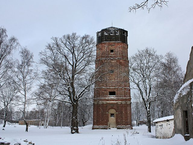 Daugavgriva Fortress