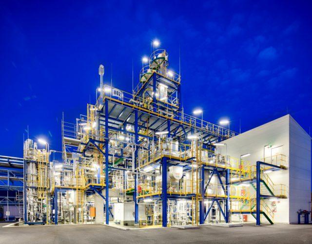 Refinery by Borealis