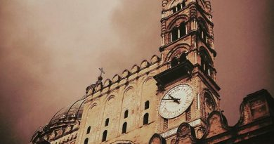 Palermo Clock Tower
